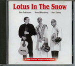 Lotus in the Snow